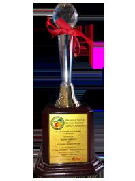 KSMBOA 2015 Award